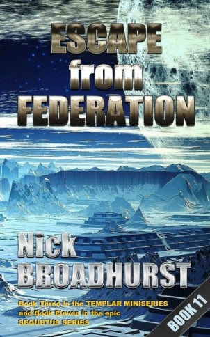 Escape from Federation cover - s