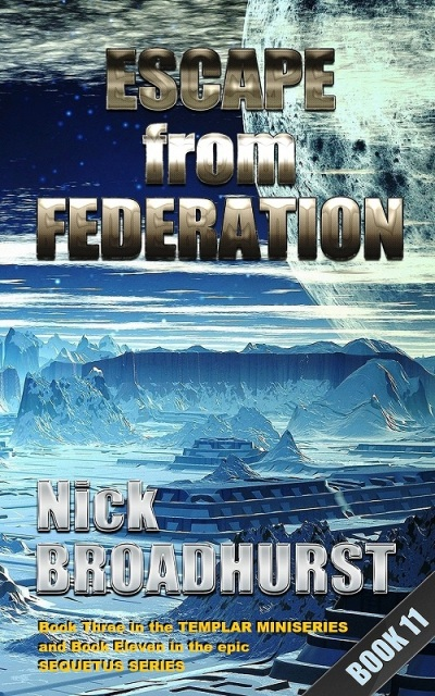 ESCAPE FROM FEDERATION – NEW WORLD EVIL