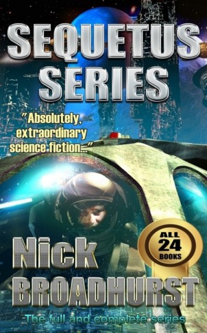 Sequetus Series Medium Cover