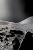 Moon surface walk