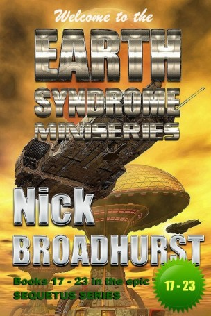 EARTH SYNDROME MINISERIES cover