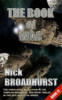 THE BOOK OF WAR – THE PRICE