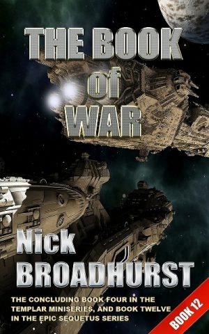THE BOOK OF WAR Cover