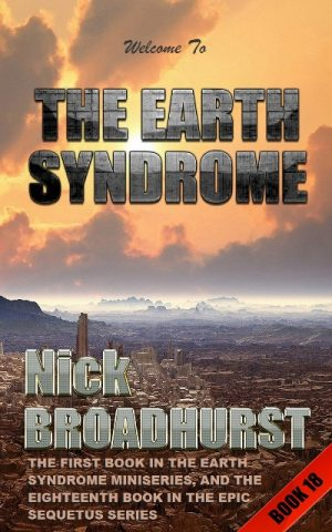 THE EARTH SYNDROME Cover