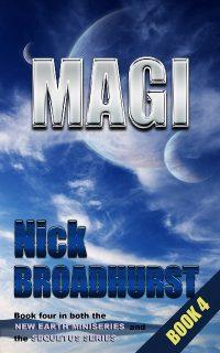 MAGI – PLANET OF THE GODS