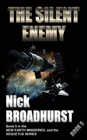 THE SILENT ENEMY COVERS