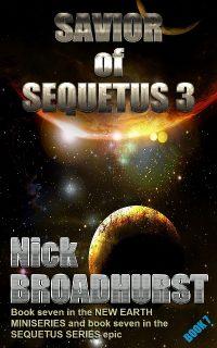 SAVIOR OF SEQUETUS 3 – TIME GATE KEEPERS