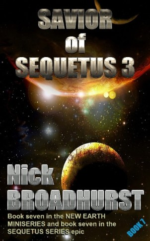 SAVIOR OF SEQUETUS 3 Cover