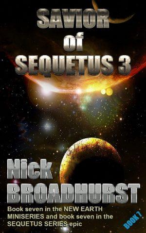 SAVIOR OF SEQUETUS 3 Cover