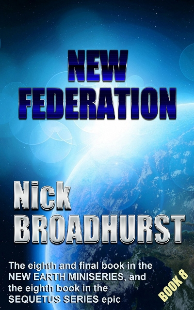 NEW FEDERATION Cover