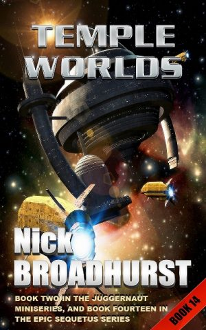 TEMPLE WORLDS Cover