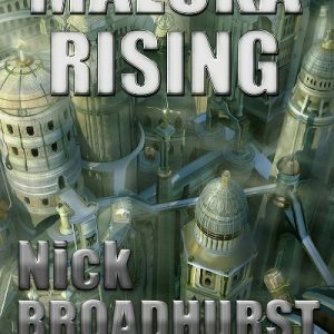 MALUKA RISING Cover