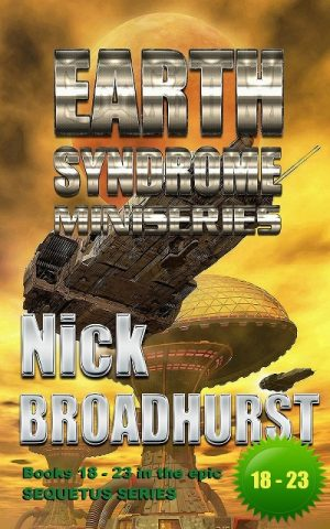 THE EARTH SYNDROME MINISERIES Cover